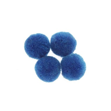 Pompons for jewelry 30mm...