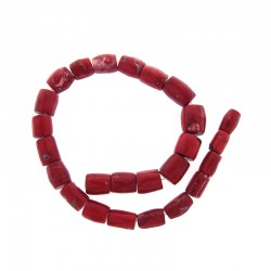 Coral red large rolls /...