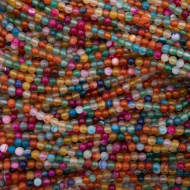 copy of Brown agate beads...