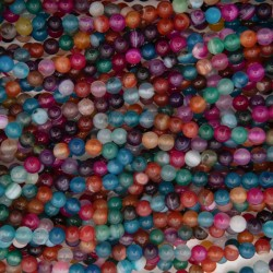 copy of Honey agate beads...