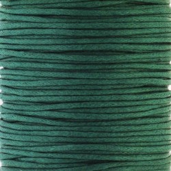 Waxed cotton cord 25m...