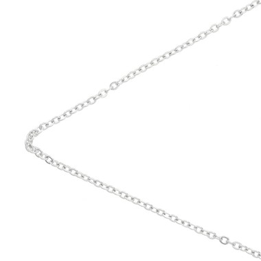 Surgical steel chain / flat...